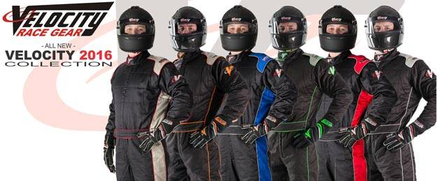 Velocity Racing Suits