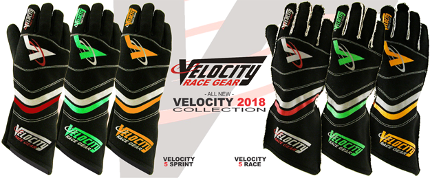 Velocity Racing Gloves