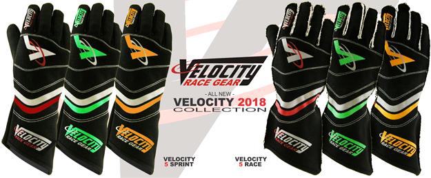 Velocity Racing Gloves