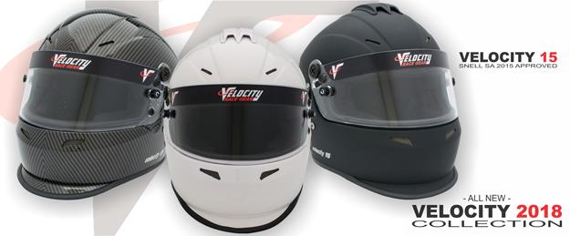 Velocity 15 Helmets