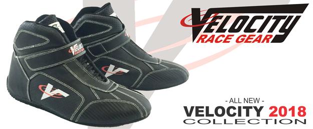 Velocity Sprint Shoes