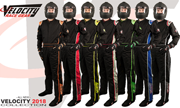 Velocity Race Gear Race Suits