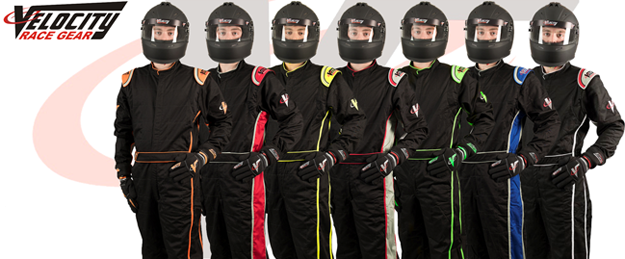 2018 Velocity Race Gear Suits