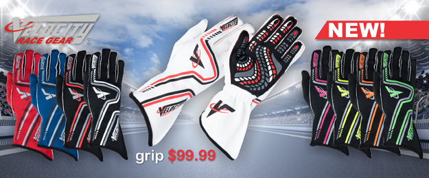 Velocity Grip Gloves