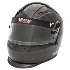 Velocity Carbon Helmet (Left Front)