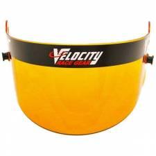 Velocity Race Gear - Velocity Race Gear Helmet Shields - Amber