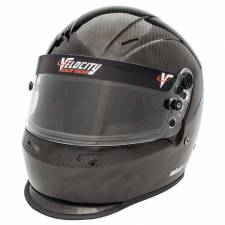 Velocity Race Gear - Velocity Carbon 15 Helmet - Large