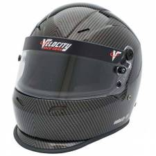 Velocity Race Gear - Velocity 15 Carbon Graphic Helmet - Large