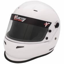 Velocity Race Gear - Velocity Youth 15 Helmet - White