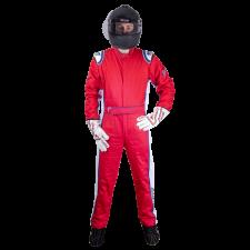 Velocity Race Gear - Velocity 5 Patriot Suit - Red/White/Blue - Medium/Large