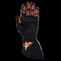 Velocity Fusion Glove - Black/Fluo Orange/Silver 61019-169