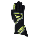 Velocity Fusion Glove - Black/Fluo Yellow/Silver 61019-159