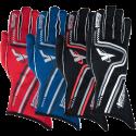 Velocity Grip Glove - Black/Fluo Green/Silver 60919-189