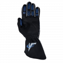 Velocity Race Gear - Velocity Fusion Glove - Black/Silver/Blue - Medium - Image 3