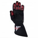 Velocity Race Gear - Velocity Fusion Glove - Black/Silver/Red - Large - Image 3