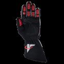 Velocity Race Gear - Velocity Fusion Glove - Black/Silver/Red - Medium - Image 3