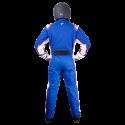 Velocity Race Gear - Velocity 5 Patriot Suit - Blue/White/Red - Medium/Large - Image 4