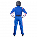 Velocity Race Gear - Velocity 5 Patriot Suit - Blue/White/Red - Small - Image 4
