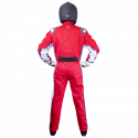 Velocity Race Gear - Velocity 5 Patriot Suit - Red/White/Blue - Large - Image 4