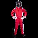 Velocity Race Gear - Velocity 5 Patriot Suit - Red/White/Blue - Medium - Image 2