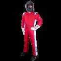Velocity Race Gear - Velocity 5 Patriot Suit - Red/White/Blue - Medium/Large - Image 3
