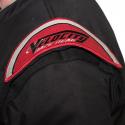 Velocity Race Gear - Velocity 1 Sport Suit - Black/Fluo Orange - X-Large - Image 6